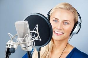 voice artist