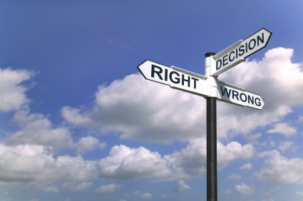 Decision Right or Wrong